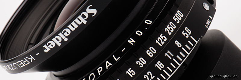 Schneider photography lenses age by serial number