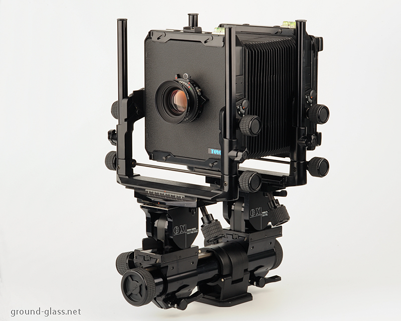 Toyo View 45 GX large format photography camera