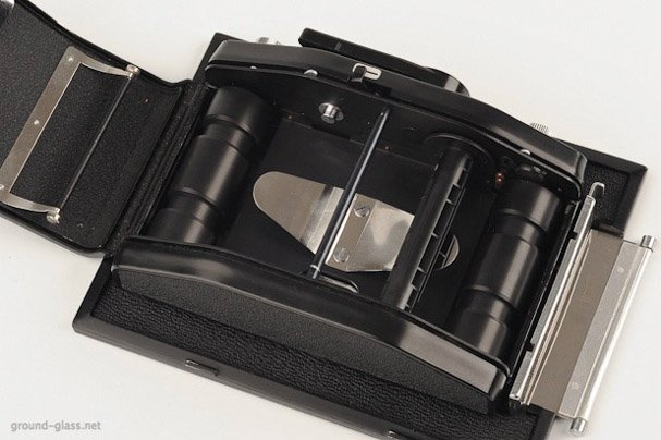 Wista 6x9 120 roll film holder for large-format cameras